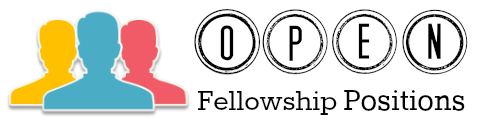 Open Fellowship Positions